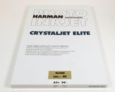 Harman Crystaljet Elite A3+ Gloss 50 sheets CLEARANCE
